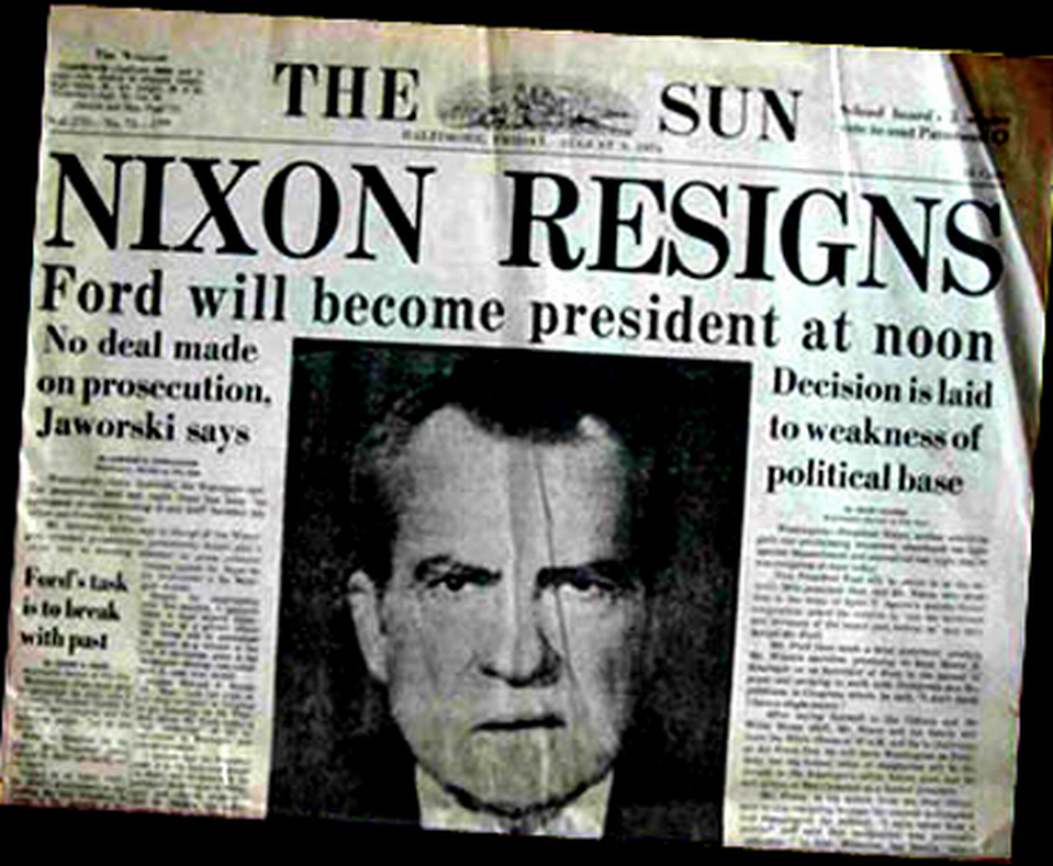 watergate scandal and president nixon essay The watergate scandal was a major political scandal that final days that history would remember nixon as a great president and that watergate would be.