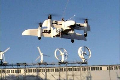 QTW-UAV