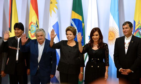 BRAZIL-MERCOSUR-SUMMIT