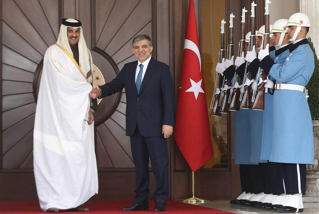 TURKEY-QATAR-DIPLOMACY