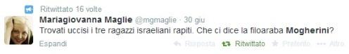 mg maglie