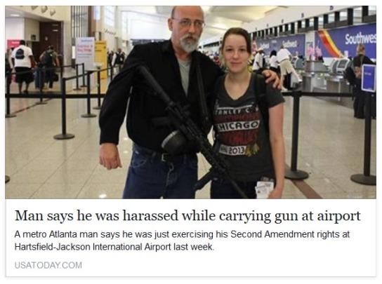 armato aeroporto