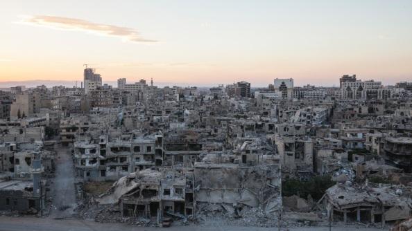 Quel che resta di Homs
