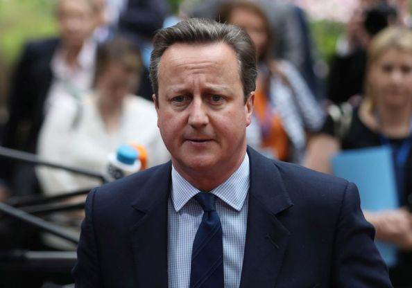 BRUSSELS, BELGIUM - JUNE 28:  British Prime Minister David Cameron attends a European Council Meeting at the Council of the European Union on June 28, 2016 in Brussels, Belgium. British Prime Minister David Cameron will hold talks with other EU leaders in what will likely be his final scheduled meeting with the full European Council before he stands down as Prime Minister. The meetings come at a time of economic and political uncertainty following the referendum result last week which saw the UK vote to leave the European Union. (Photo by Dan Kitwood/Getty Images)